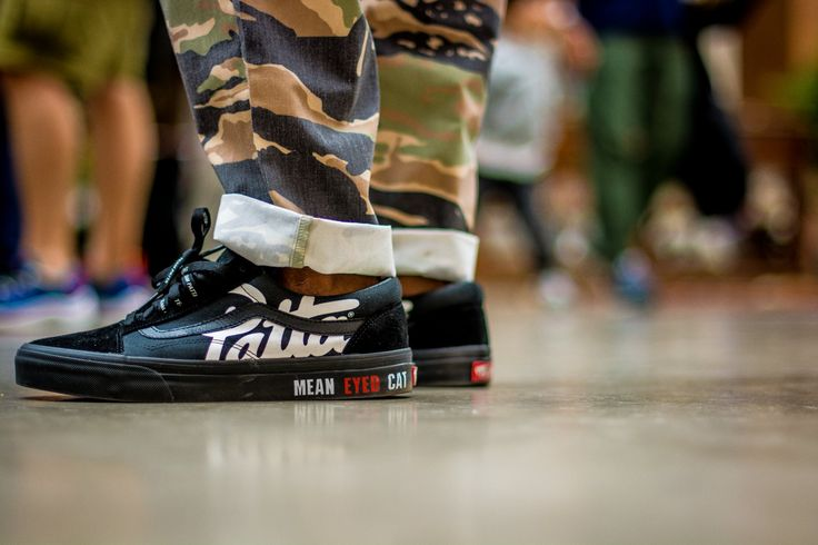 Patta x BEAMS x Vans Old Skool