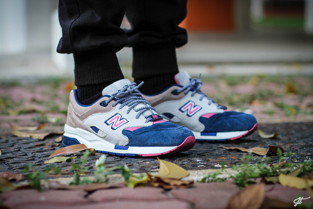 Ronnie Fieg x New Balance 1600 Daytona